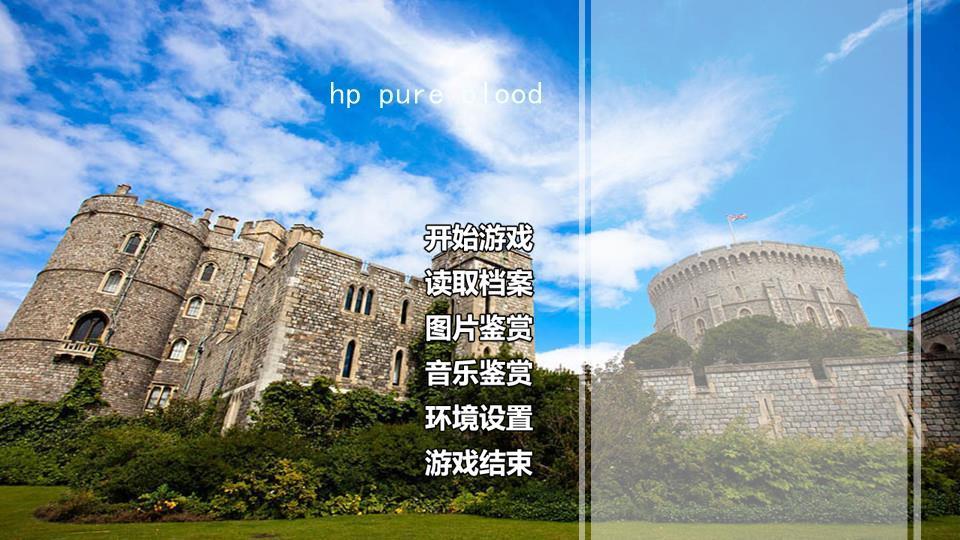 hp pure blood - 橙光游戏