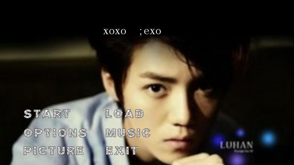 xoxo ;exo - 橙光游戏