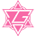 ZERO-G粉丝徽章(粉)