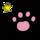 《宠物》小黑の徽章——举爪